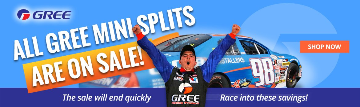 Race into these GREE sales!