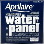 Aprilaire 10 - Water Panel Evaporators For Models 110, 220, 500, 550, 550A, 558