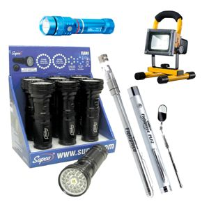 ComfortUp CU-LIGHT-01 - Deluxe Work Light Collection