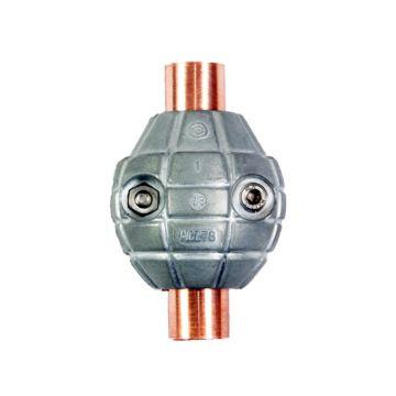 "AC Zincs ACZ-3/4 - Zinc Anode 3/4"" Corrosion Grenade"