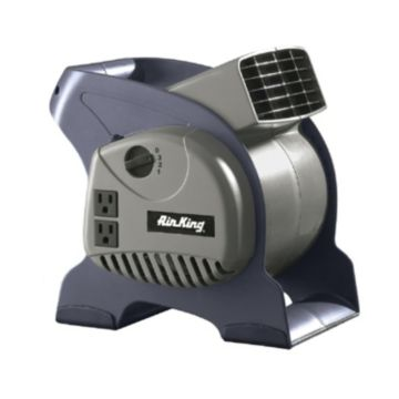"Air King 9550 - 3-Speed Commercial Grade Pivoting Blowers, 325 CFM, 6"" x 6"""