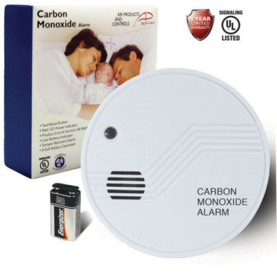 Air Products and Controls APC-9V-CO - Carbon Monoxide Detector