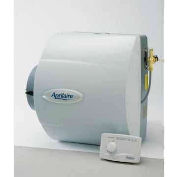Aprilaire 400M - Whole-House Evaporative Bypass Humidifier - Manual