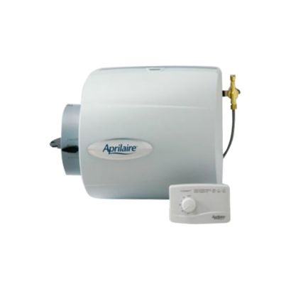 Aprilaire 500M - Whole-House Small Capacity Bypass Humidifier - Manual