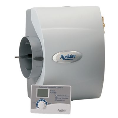Aprilaire 600 - Whole-House Large Capacity Bypass Humidifier