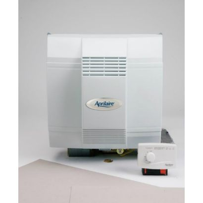 Aprilaire 700M - Whole-House Large Capacity Powered Humidifier with Manual Control