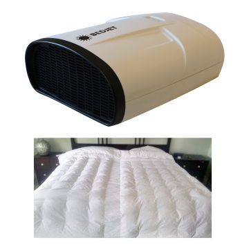 BedJet KNGDUALZONE - King Size Dual Zone Climate Control Bundle 120V