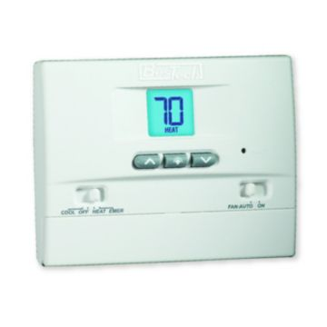 BesTech BT21NP - TradePro Non-Programmable Thermostat 2H/1C