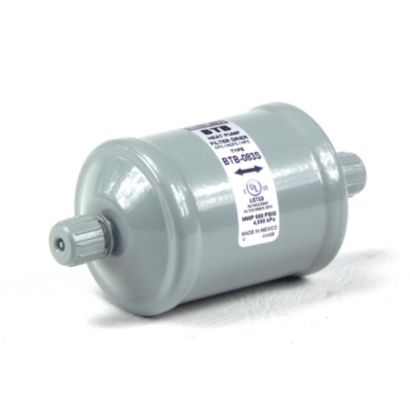 "BesTech  BTB083S - TPB083S Bi-Flow Filter Drier 8 Cubic Inch 3/8"" Sweat"