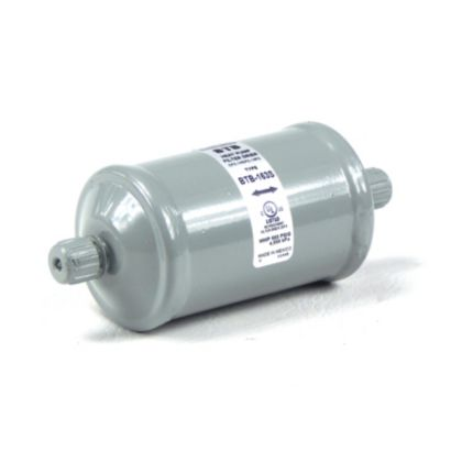 """BesTech BTB163S - Bi-Flow Filter Drier 16 Cubic Inch 3/8"""" Sweat"""