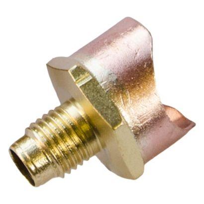 "C & D Valve CD5578 - 7/8"" Braze-On Self Piercing Copper Saddle Valve"