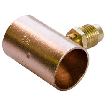 "C & D Valve CD8434 - 3/4"" Copper Access Tee"