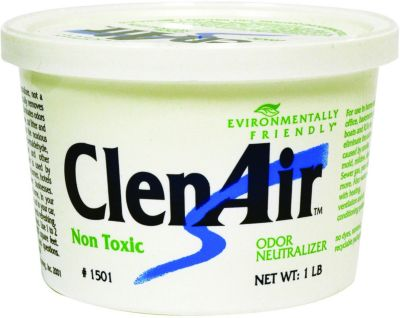 ClenAir 61003 - Original Odor Neutralizer 1 lb Tub