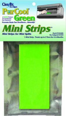 ClenAir 61044 - PurCool Green Mini Strips by Nu-Calgon