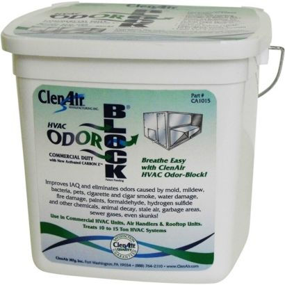 ClenAir 61061 - Odor Block 0-15 tons