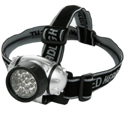 Coleman L-1240 - Designers Edge LED Head Lamp
