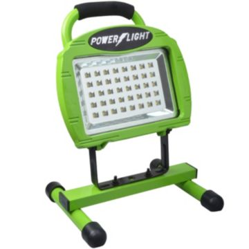Coleman Cable - Designers Edge High Powered LED Work Light