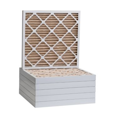 "ComfortUp WP15S.041212 - 12"" x 12"" x 4 MERV 11 Pleated Air Filter - 6 pack"