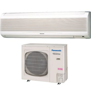 Panasonic 26PEK1U6 - 25,200 BTU 14.9 SEER Wall Mount Ductless Mini Split Air Conditioner Heat Pump 208-230V