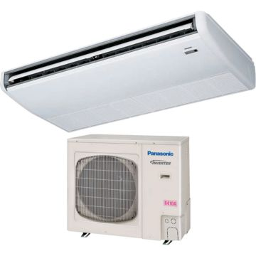 Panasonic 26PET1U6 - 24,400 BTU 14.5 SEER Ceiling Suspended Ductless Mini Split Air Conditioner Heat Pump 208-230V