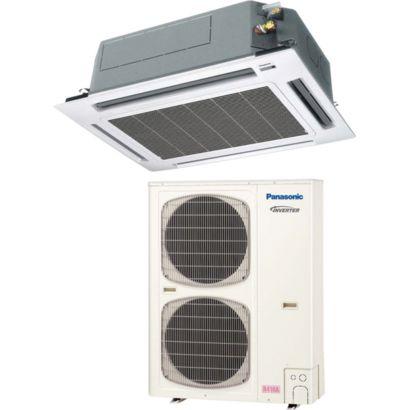 Panasonic 39,500 BTU 14.6 SEER Ceiling Recessed A/C System