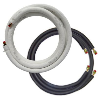 "ComfortUp LS1412FF -Mini Split Line Set Kits: 1/4"" Liquid Line & 1/2"" Gas Line"