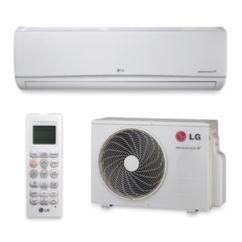LG - 18,200 BTU Single-Zone Ductless Split Heat Pump System 208/230 VAC