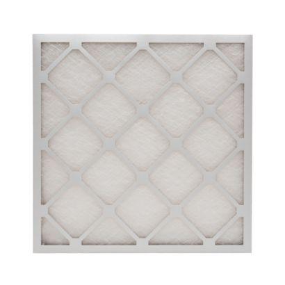 "ComfortUp WD50S.0112D15 - 12 1/8"" x 15"" x 1"" MERV 6 Fiberglass HVAC Filter - 6 Pack"