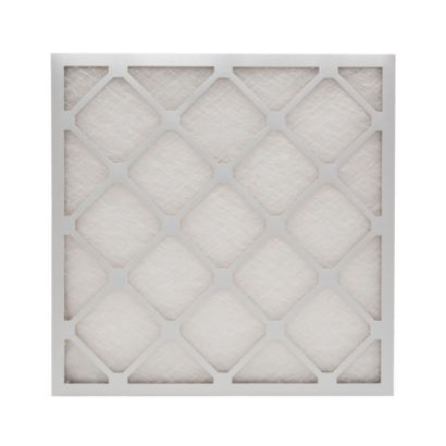 "ComfortUp WD50S.0124H27 - 24 1/2"" x 27"" x 1 MERV 6 Fiberglass Air Filter - 6 pack"