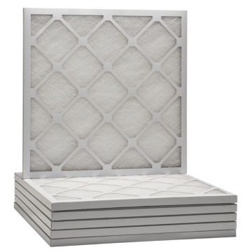 "ComfortUp WD50S.011616 - 16"" x 16"" x 1"" MERV 6 Fiberglass HVAC Filter - 6 Pack"
