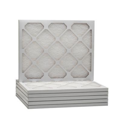 "ComfortUp WD50S.011620 - 16"" x 20"" x 1"" MERV 6 Fiberglass HVAC Filter - 6 Pack"