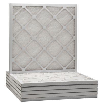 """ComfortUp WD50S.0117D17D - 17 1/4"""" x 17 1/4"""" x 1"""" MERV 6 Fiberglass Air Filter - 6 pack"""