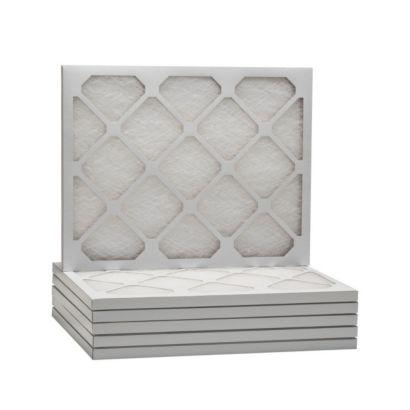 "ComfortUp WD50S.0119P21H - 19 7/8"" x 21 1/2"" x 1 MERV 6 Fiberglass Air Filter - 6 pack"