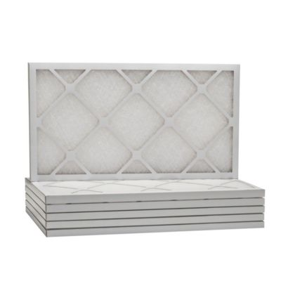 "ComfortUp WD50S.012044 - 20"" x 44"" x 1 MERV 6 Fiberglass Air Filter - 6 pack"