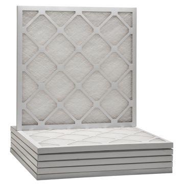 ComfortUp WD50S.0121D21D - 21 1/4 x 21 1/4 x 1 MERV 6 Fiberglass HVAC Filter - 6 Pack