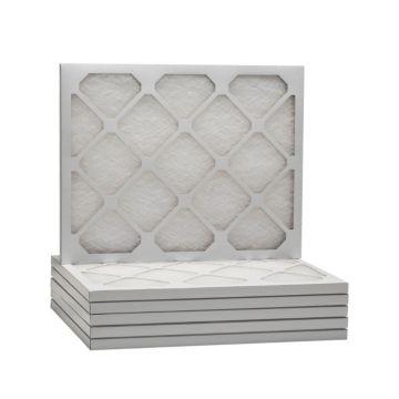 "ComfortUp WD50S.0121H23E - 21 1/2"" x 23 5/16"" x 1 MERV 6 Fiberglass Air Filter - 6 pack"