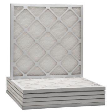 "ComfortUp WD50S.0123B23B - 23 1/8"" x 23 1/8"" x 1 MERV 6 Fiberglass Air Filter - 6 pack"