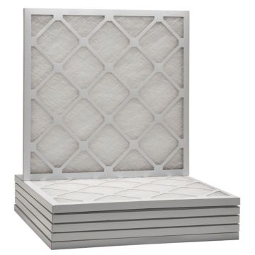 "ComfortUp WD50S.0123H23H - 23 1/2"" x 23 1/2"" x 1 MERV 6 Fiberglass Air Filter - 6 pack"