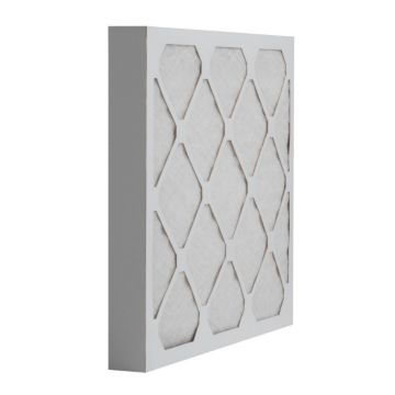 "ComfortUp WD50S.021220 - 12"" x 20"" x 2 MERV 6 Fiberglass Air Filter - 6 pack"