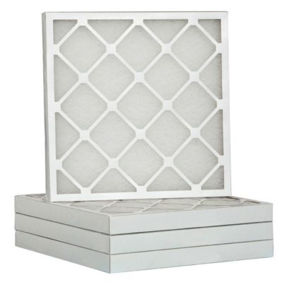 ComfortUp WD50S.021824 - 18 x 24 x 2 MERV 6 Fiberglass HVAC Filter - 12 Pack