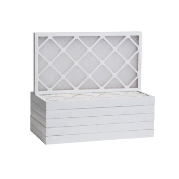 "ComfortUp WD50S.021825 - 18"" x 25"" x 2 MERV 6 Fiberglass Air Filter - 6 pack"