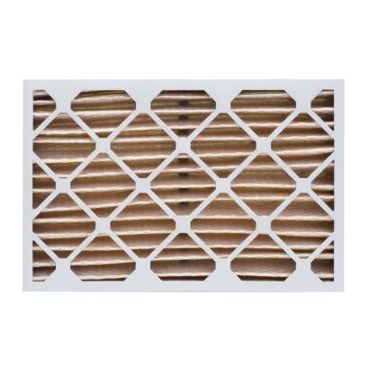 ComfortUp WP15S.011616 - 16 x 16 x 1 MERV 11 Pleated HVAC Filter - 6 Pack