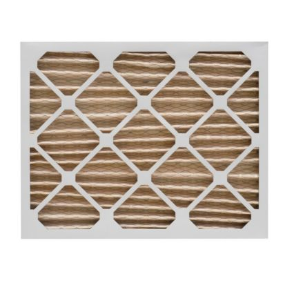"""ComfortUp WP15S.021024 - 10"""" x 24"""" x 2 MERV 11 Pleated Air Filter - 6 pack"""