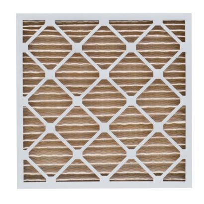 """ComfortUp WP15S.021621 - 16"""" x 21"""" x 2 MERV 11 Pleated Air Filter - 6 pack"""
