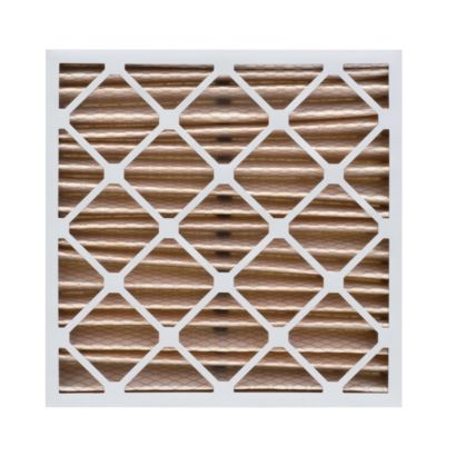 """ComfortUp WP15S.0421D21D - 21 1/4"""" x 21 1/4"""" x 4 MERV 11 Pleated Air Filter - 6 pack"""