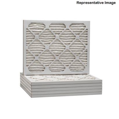 ComfortUp WP15S.012021H - 20 x 21 1/2 x 1 MERV 11 Pleated HVAC Filter - 6 Pack