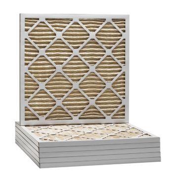 ComfortUp WP15S.012121 - 21 x 21 x 1 MERV 11 Pleated HVAC Filter - 6 Pack