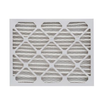 """ComfortUp WP25S.0107D07D - 7 1/4"""" x 7 1/4"""" x 1 MERV 13 Pleated Air Filter - 6 pack"""