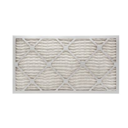 """ComfortUp WP25S.011321F - 13"""" x 21 3/8"""" x 1 MERV 13 Pleated Air Filter - 6 pack"""
