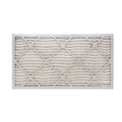 """ComfortUp WP25S.0117H35D - 17 1/2"""" x 35 1/4"""" x 1 MERV 13 Pleated Air Filter - 6 pack"""